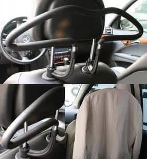 2 Móc treo quần áo xe oto