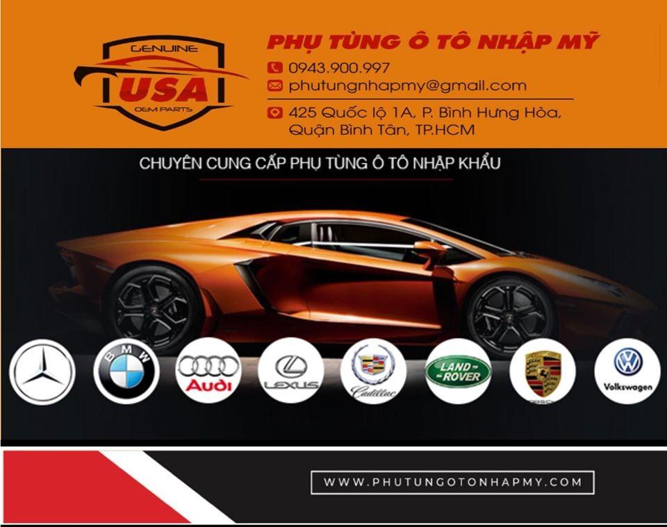 8 Cung cấp phụ tùng Bently , Audi , BMW , Mini Cooper , Maserati , AFromeo , Mercedes nhập khẩu Từ Mỹ